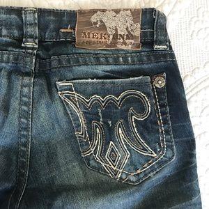 Mek Jeans Boot Cut Women's Size 25